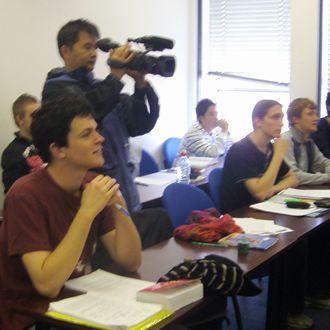 2007年与CCTV再度合作举办世界名校大学生华语辩论会